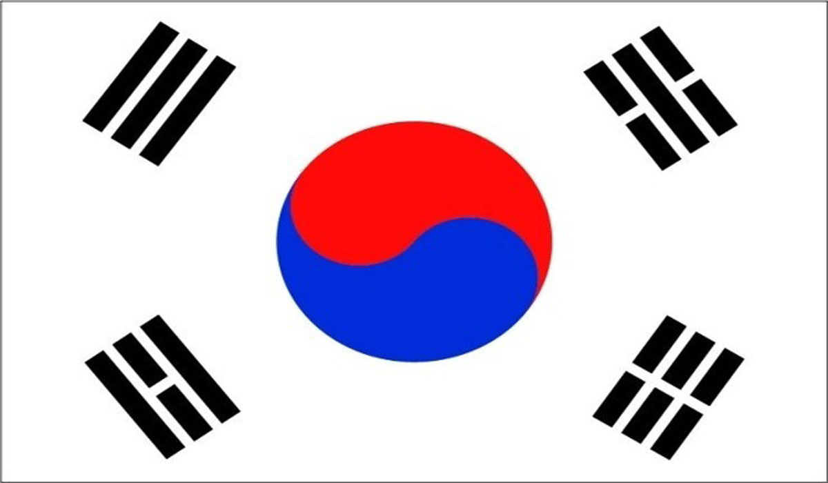 Saiba o significado da bandeira da Coreia do Sul - KOREAPOST 577b568de85f7