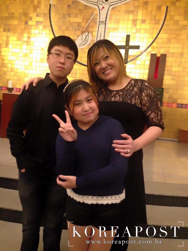 carol Lee e familia 2
