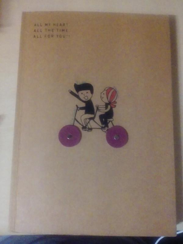 Caderninhos...