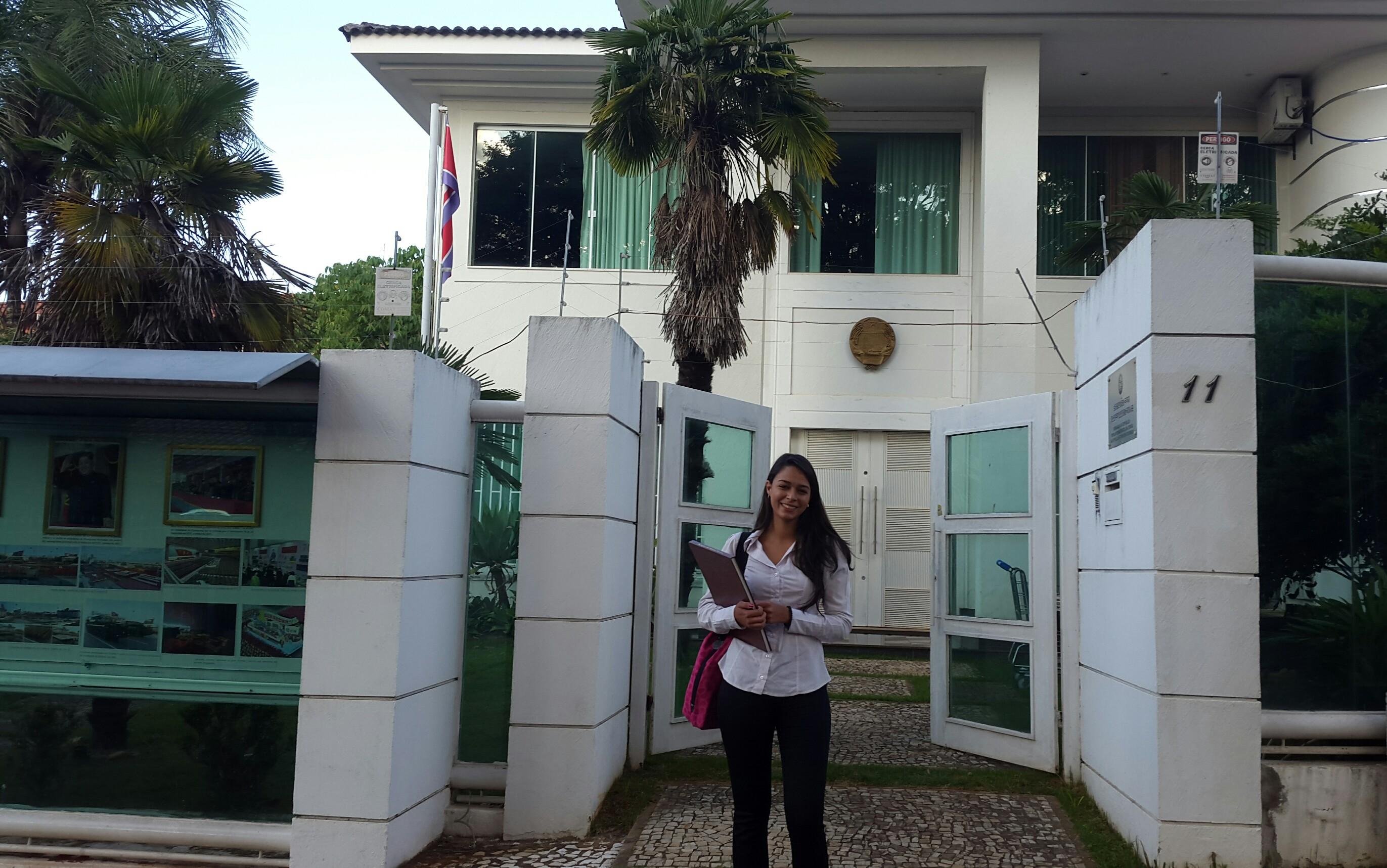 Embaixada da República Popular Democrática da Coreia (Coreia do Norte)