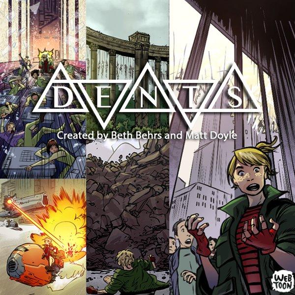 "Imagem promocional de ""Dents""."