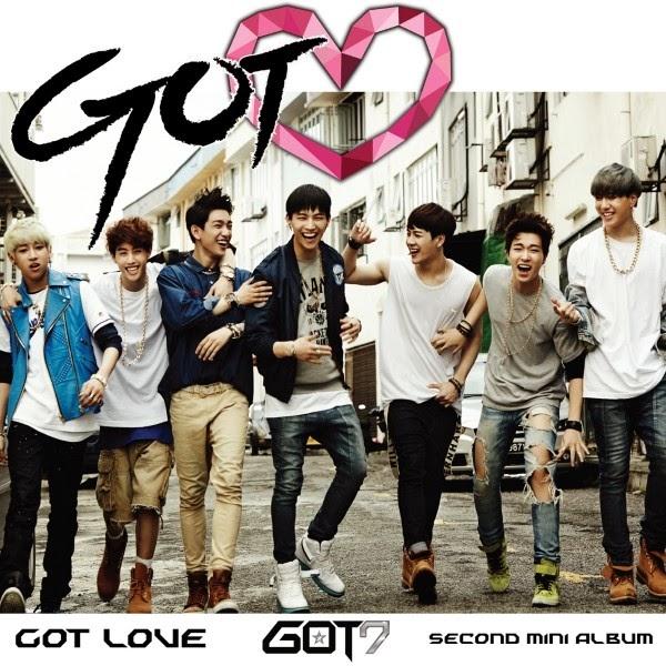 Got7 Got Love Album Comeback Jb Jr Bambam Jackson Mark Yugeom Youngjae