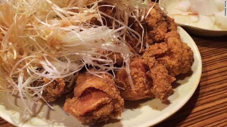 Está porção de Padak vem de Hong Kong de uma filial da Chicken Hof & Soju, um popular restaurante coreano. Fonte: Edition CNN