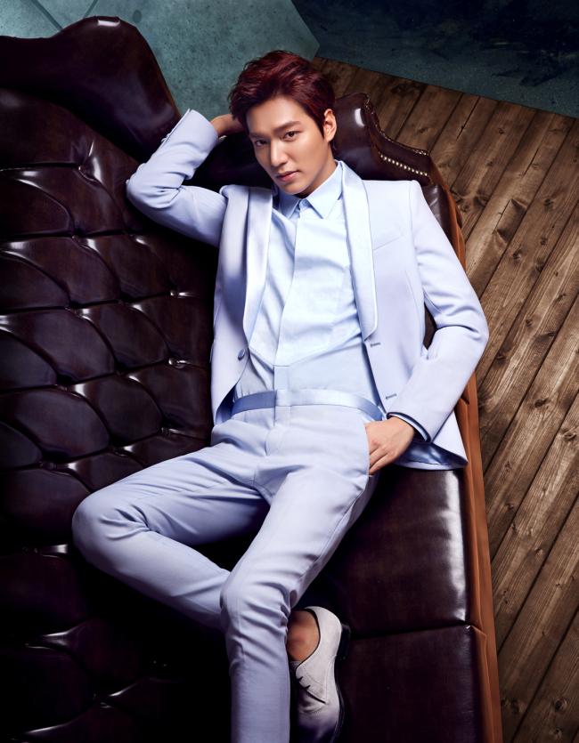 Lee Minho. Foto: Site Oficial.