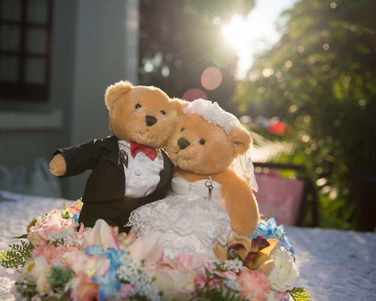 Um número crescente de consumidores também estão buscando cerimônias de casamento que são mais exclusivas e pessoais, e não os fornecidos pelos planejadores do casamento, que são muitas vezes comuns de mais e não têm tanta individualidade. Foto: KobizMedia / Korea Bizwire.