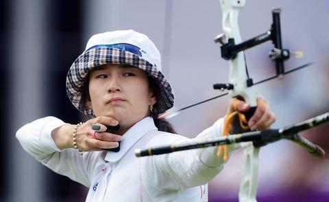 Atual campeã olímpica no tiro com arco, Ki BoBae é novamente uma das favoritas ao ouro. Foto: The New York Times