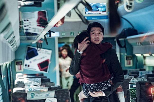 """Cena Do Filme """"Trem Para Busan"""" (Next Entertainment World)"""