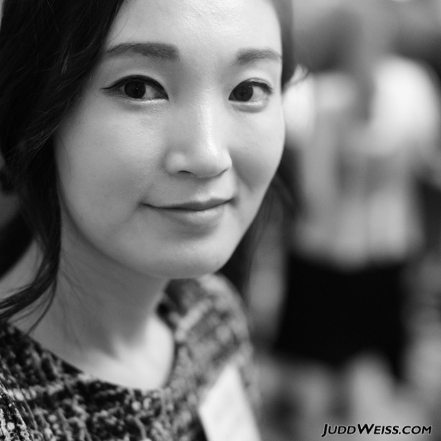A Norte-Coreana – Americana Cherie Yang. Foto: Judd Weiss