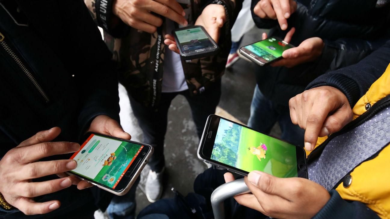 Pokémon Go. Fonte: Google.