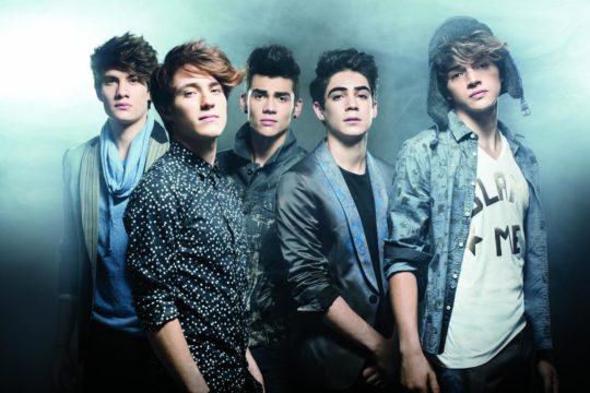 A boy band mexicana CD9