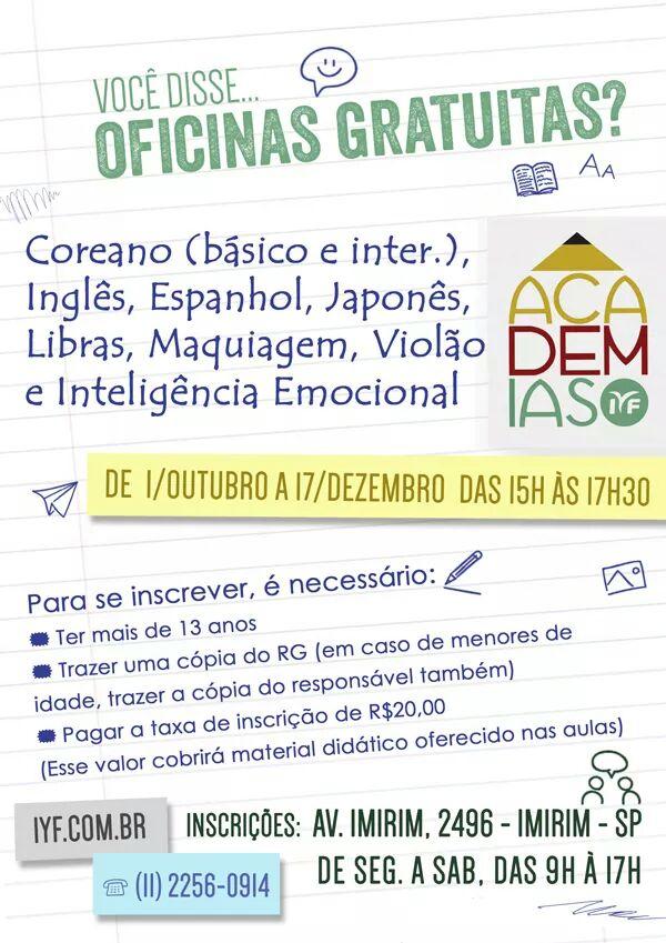 IYF Brasil outubro