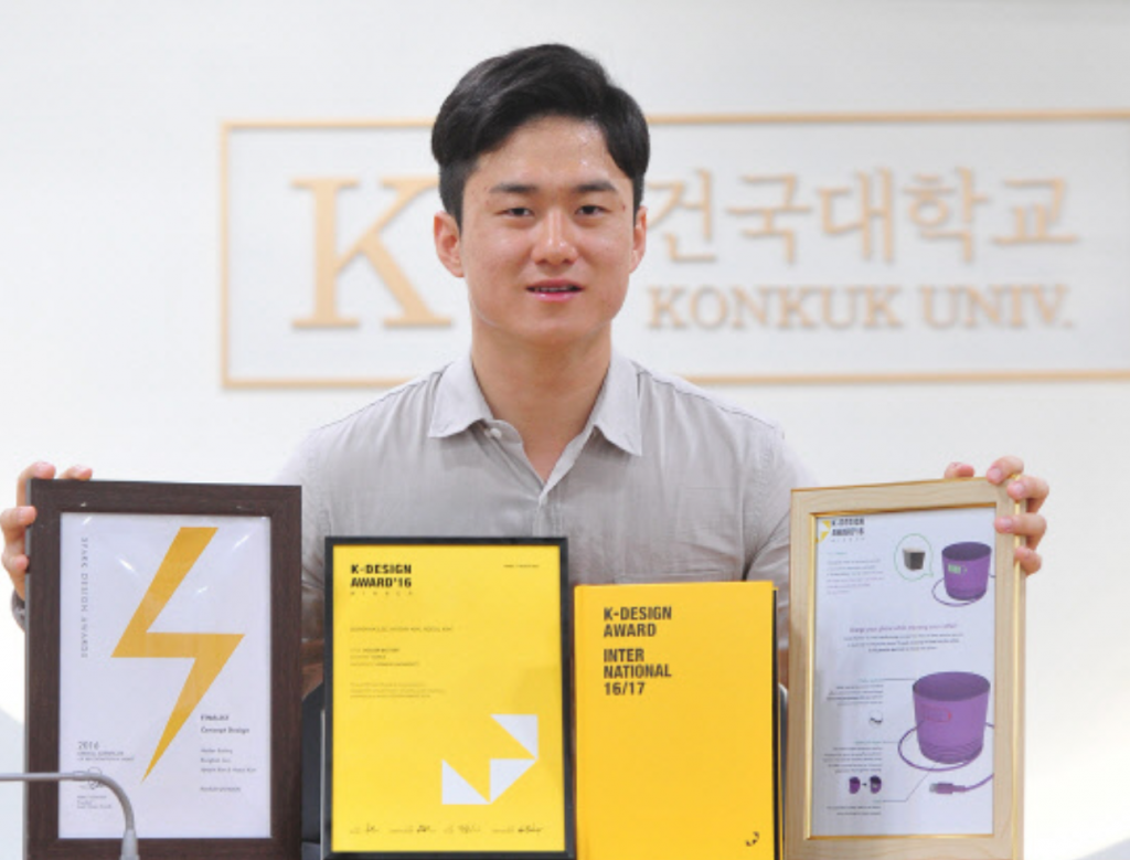 Lee Bong-Hak. Foto: Konkuk University