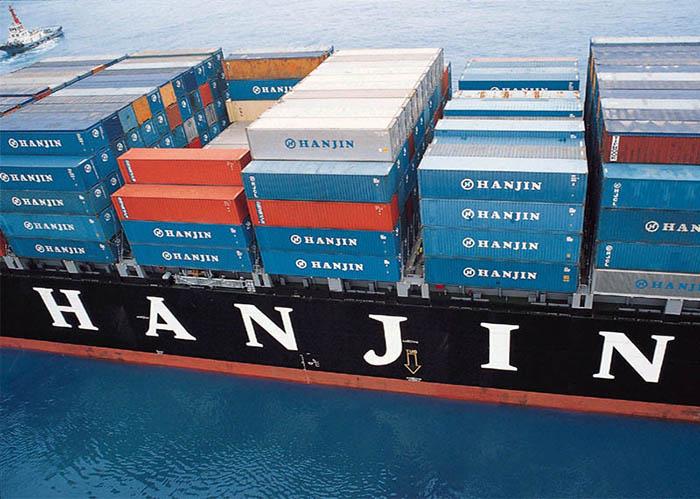 Maior Companhia De Transporte Marítimo Da Coreia Do Sul Vai À Falência