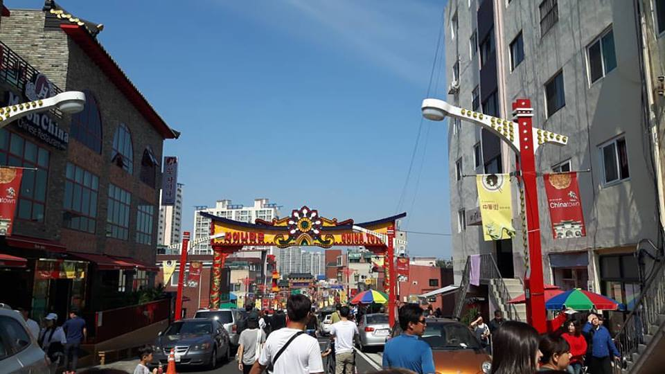 chinatown - acervo pessoal