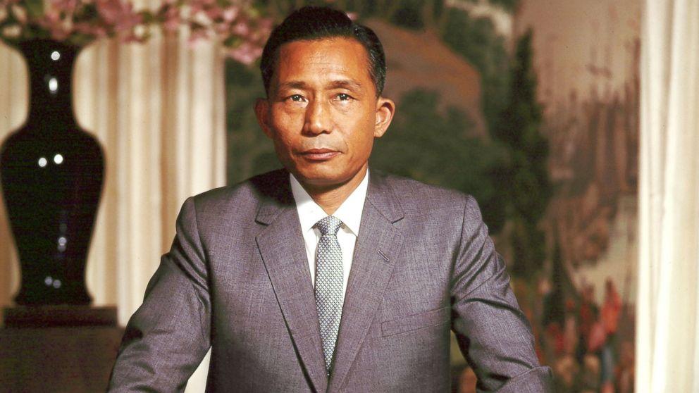 Park Chung-Hee, o pai da atual Presidente