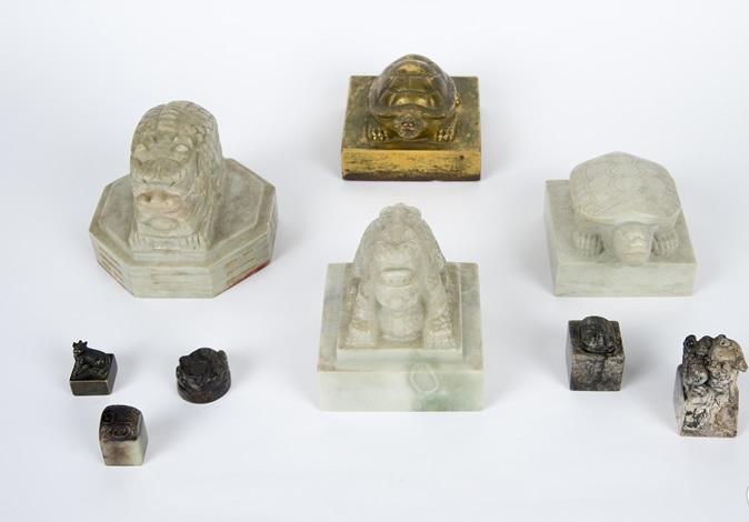Junmyeongjibo; Hwangjejibo ; Sugangtaehwangjebo ; Yuseojibo e cinco outros. Fonte: ice.gov