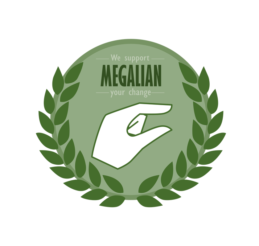 Logo do Megalia