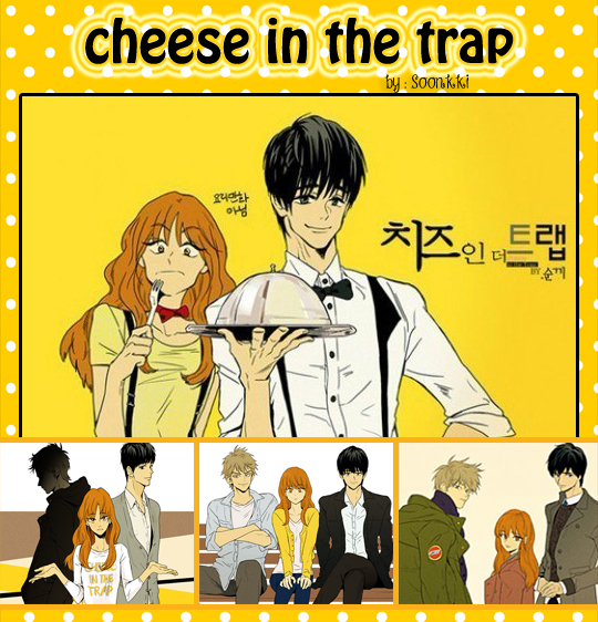 "O webtoon ""Cheese in the Trap"" é o mais famoso entre os amantes do gênero."