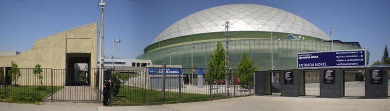 A Movistar Arena