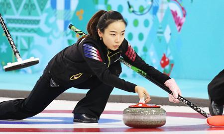 Competição de Curling