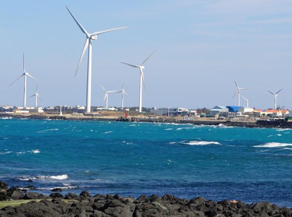 A Ilha De Jeju Se Prepara Para Ser Autossustentável Em Energia Até 2030.
