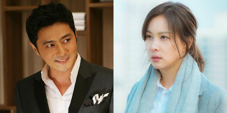 Jang Dong-Gun, À Esquerda, E Ko So-Young Em Uma Cena De &Quot;Ms. Perfect&Quot;