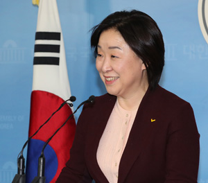 Rep. Shim Sang-Jung / Arquivo Korea Times