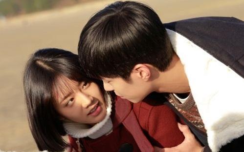 Hyeri fez par romântico com Park Bo Gum em Reply 1988.