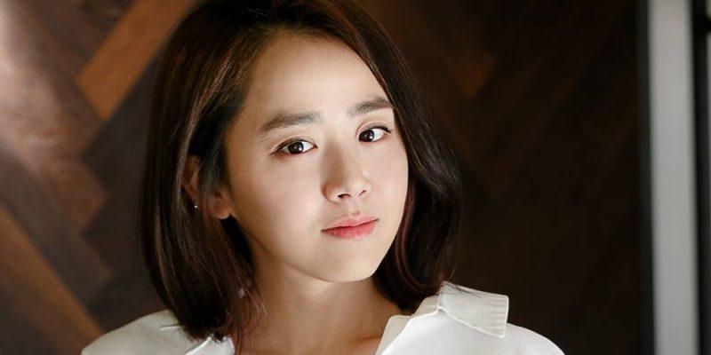 A Atriz Moon Geun-Young. Foto: All Kpop