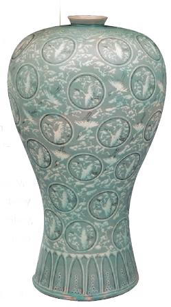 Vazo Da Dinastia Goryeo. Fonte: Korea.net