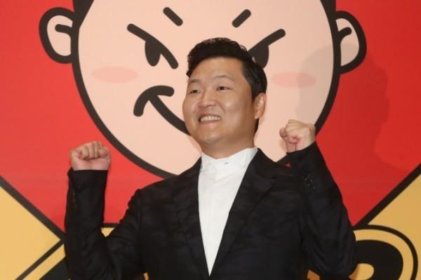 O Cantor Global Psy (Yonhap)