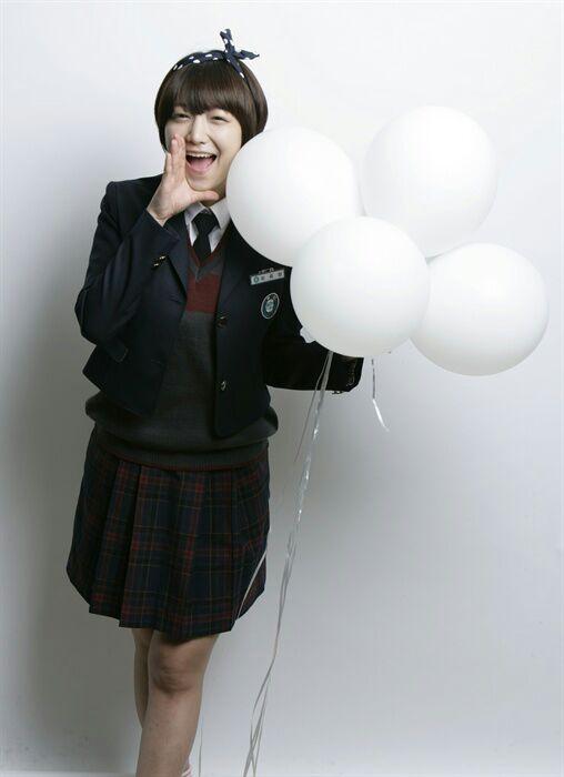 Mo Yoo Jung (Shin So Yool)