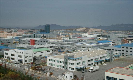 As empresas do Complexo Kaesong. Foto: KEI
