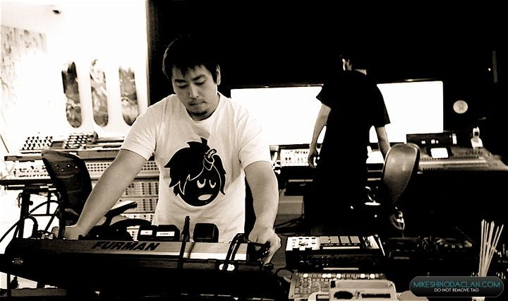 Joe Hahn. Foto: ATK Magazine