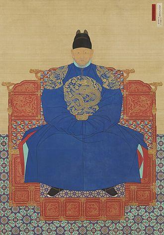 Rei Taejo de Joeson. Foto: Wikipedia.
