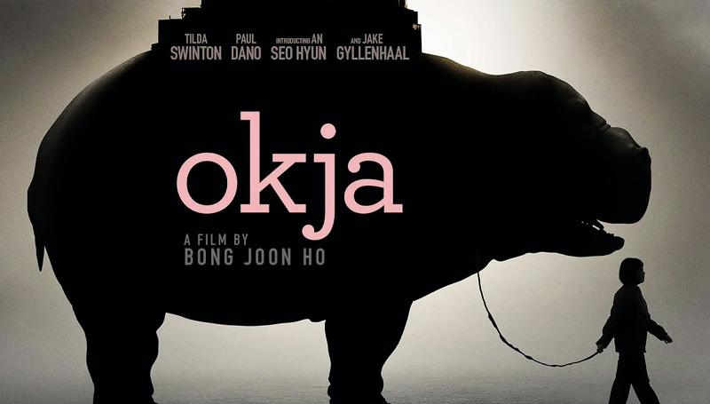 """Imagem de divulgação oficial do filme """"Okja"""". Foto: Netflix"""