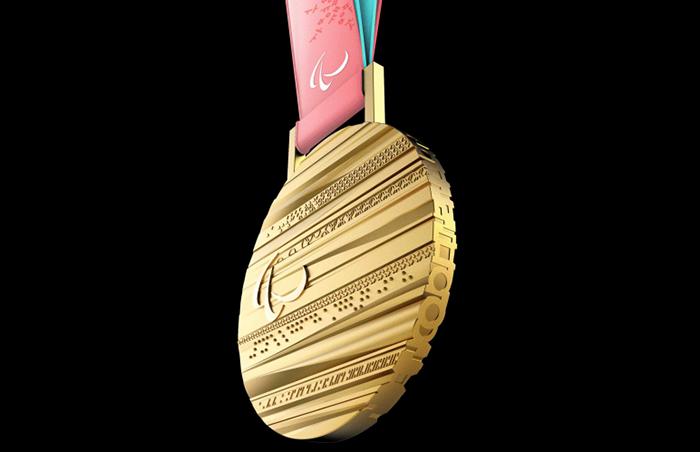 Medalha de ouro dos Jogos Paralímpicos de Inverno PyeongChang 2018. / Foto: Korea.net