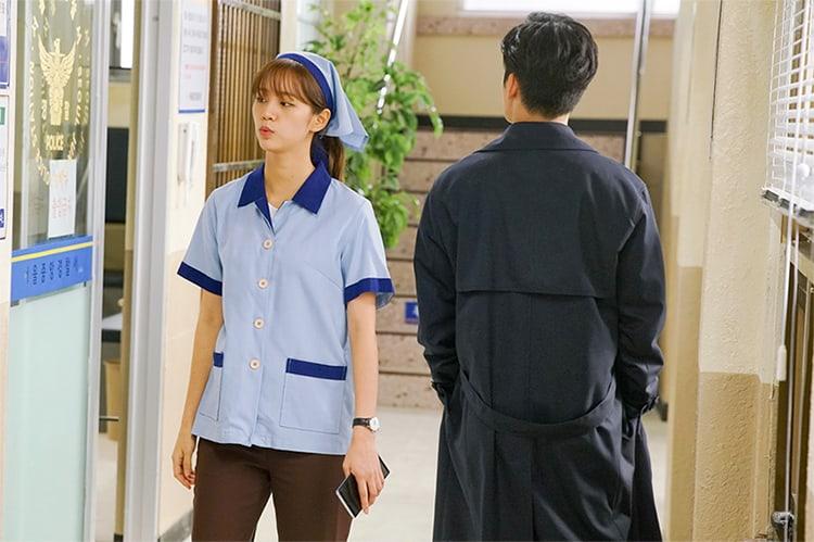 Hyeri Em Episódio De 'Two Cops'. Foto: Mbc/Soompi