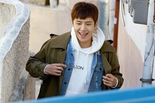 Kim Sun-Ho Como Goong Soo Chang Em 'Two Cops'. Foto: Mbc/Soompi