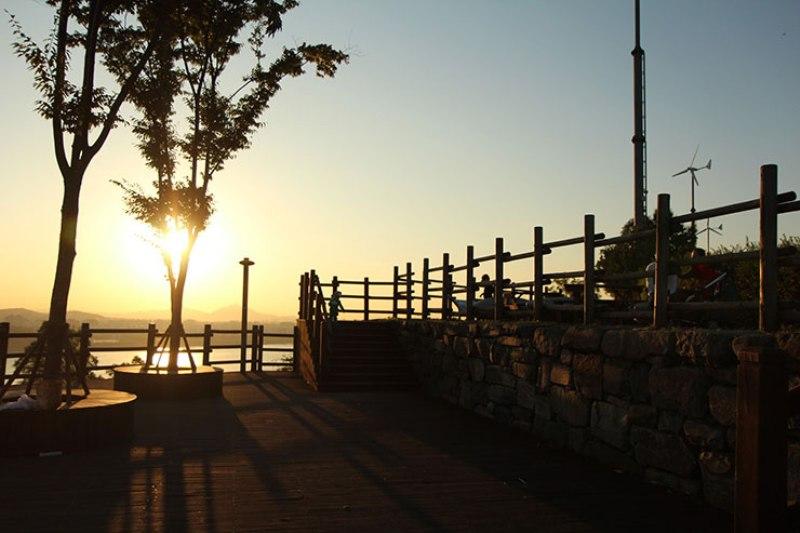 Haneul Park em Mapo-gu. Foto: Pixabay