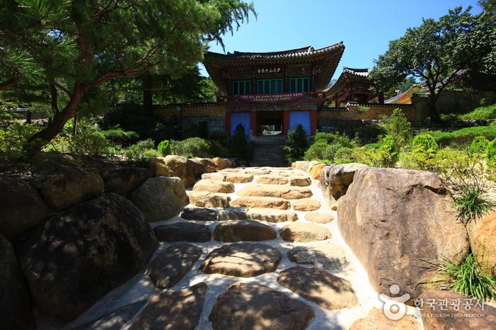 Templo Daewonsa / Foto: Korea Tourism Organization