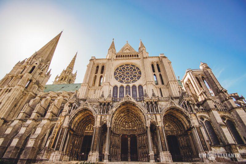 Catedral de Chartes, na França. Foto: