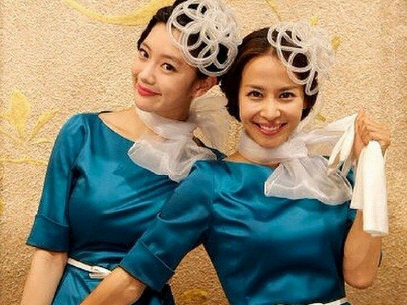 Bo Hee e Nan Hee