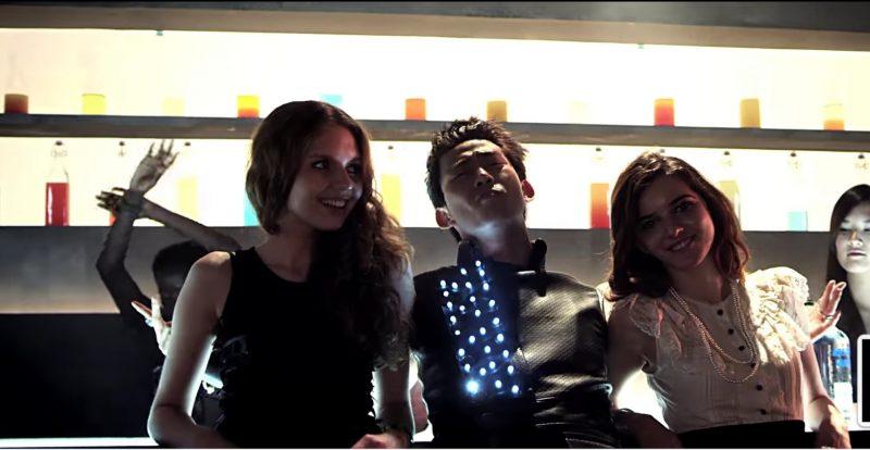 Um dos momentos em que Jane aparece no vídeo. Foto: Youtube