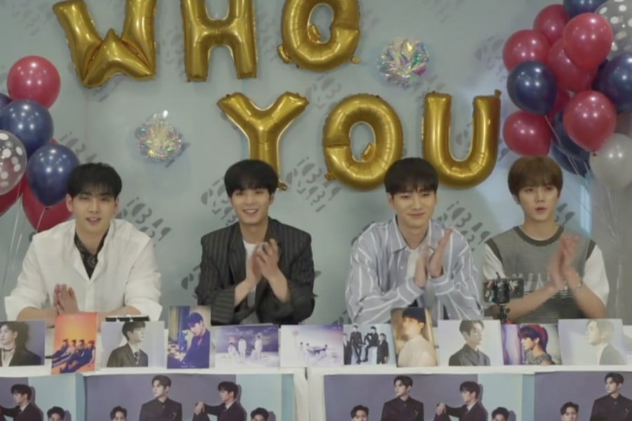 Nuest-W-Live