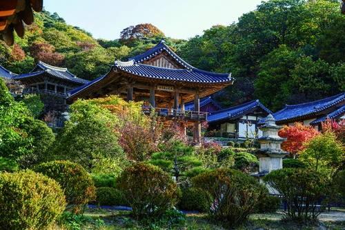 Templo de Buseoka. Foto: Unesco