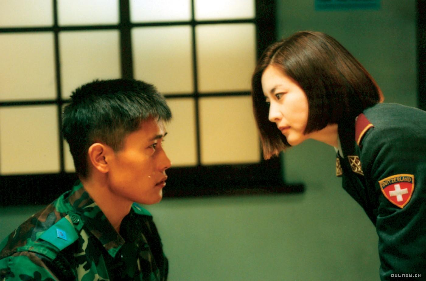 Lee Young-ae incorpora a major suíça de descendência coreana, Sophie E. Jean. Foto: IMDb.