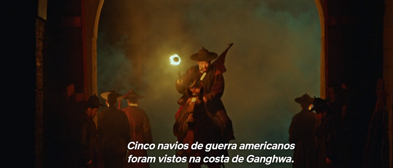 Via: Netflix. 'Mr. Sunshine' episódio 1.