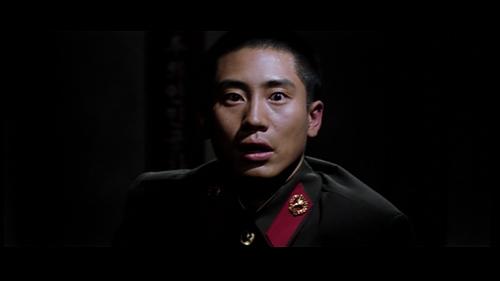 """O ator Shin Ha-Kyun é Jung Woo-Jin em """"Zona de Risco"""". Foto: One Salient Oversight."""