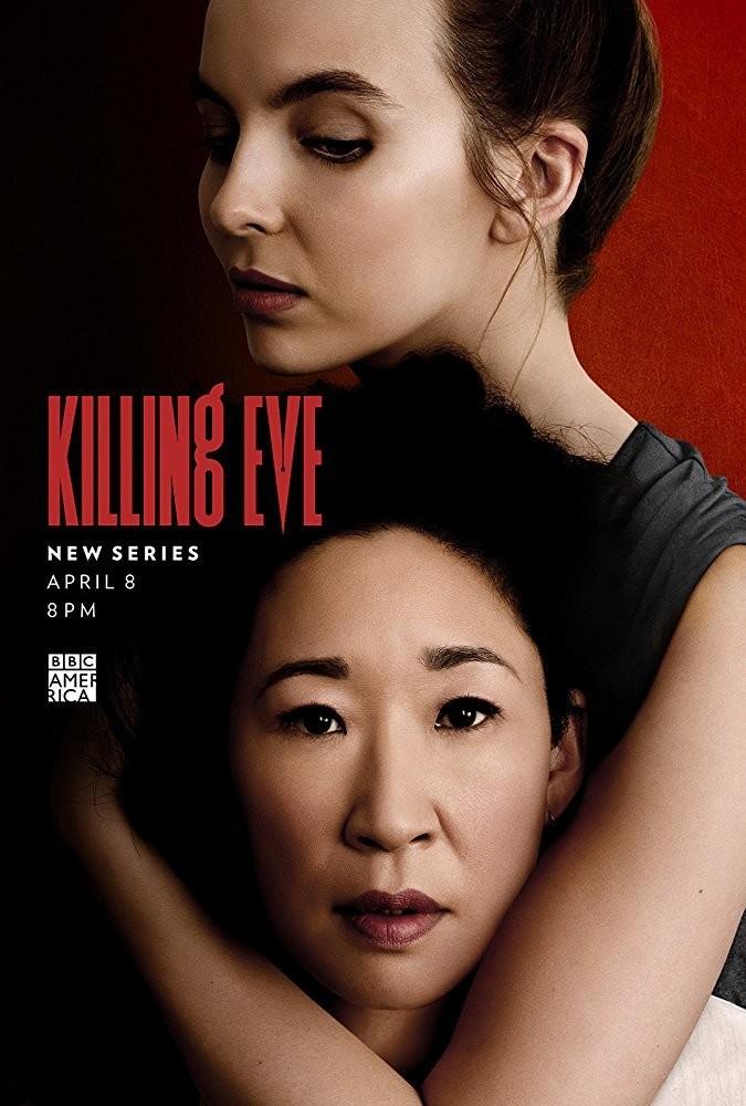 """O papel na série """"Killing Eve"""" rendeu a atriz a indicação ao Emmy. Foto: Grey's Anatomy."""
